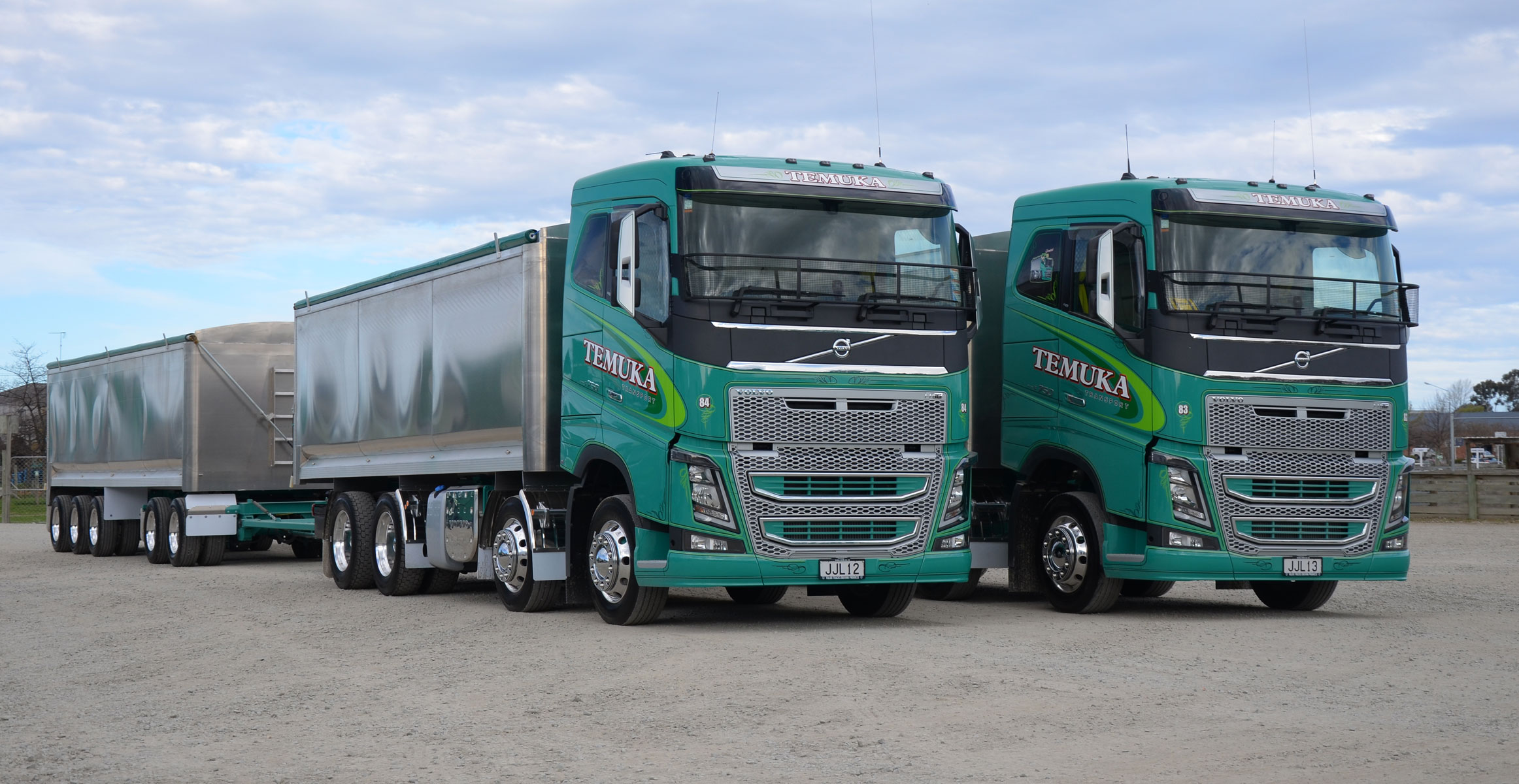 New volvo fh 2020