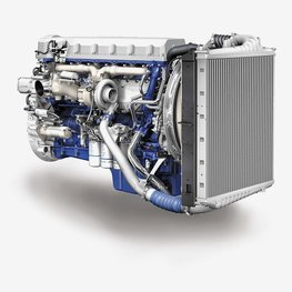 Volvo FH diesel engines