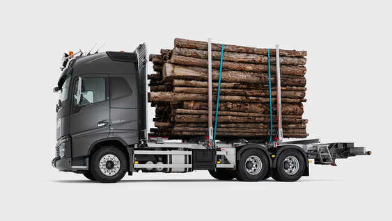 Bodybuilding capabilities make your Volvo FH ready for any application