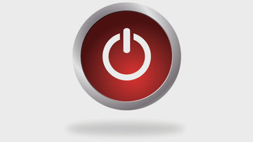 Volvo Trucks engine shutdown icon