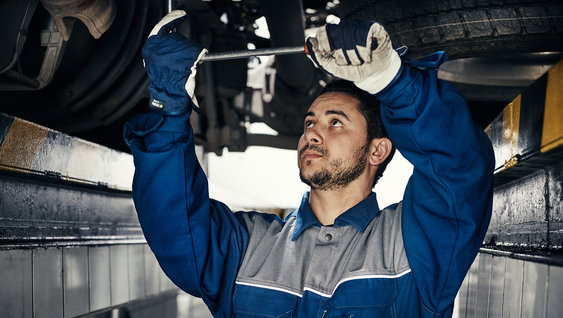 The Volvo FMX Service Plan: tailored to your operation